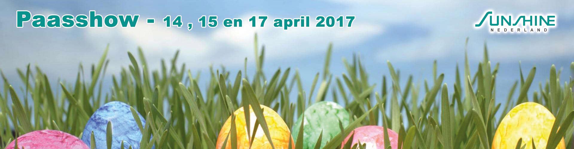 Paasshow Sunshine Nederland